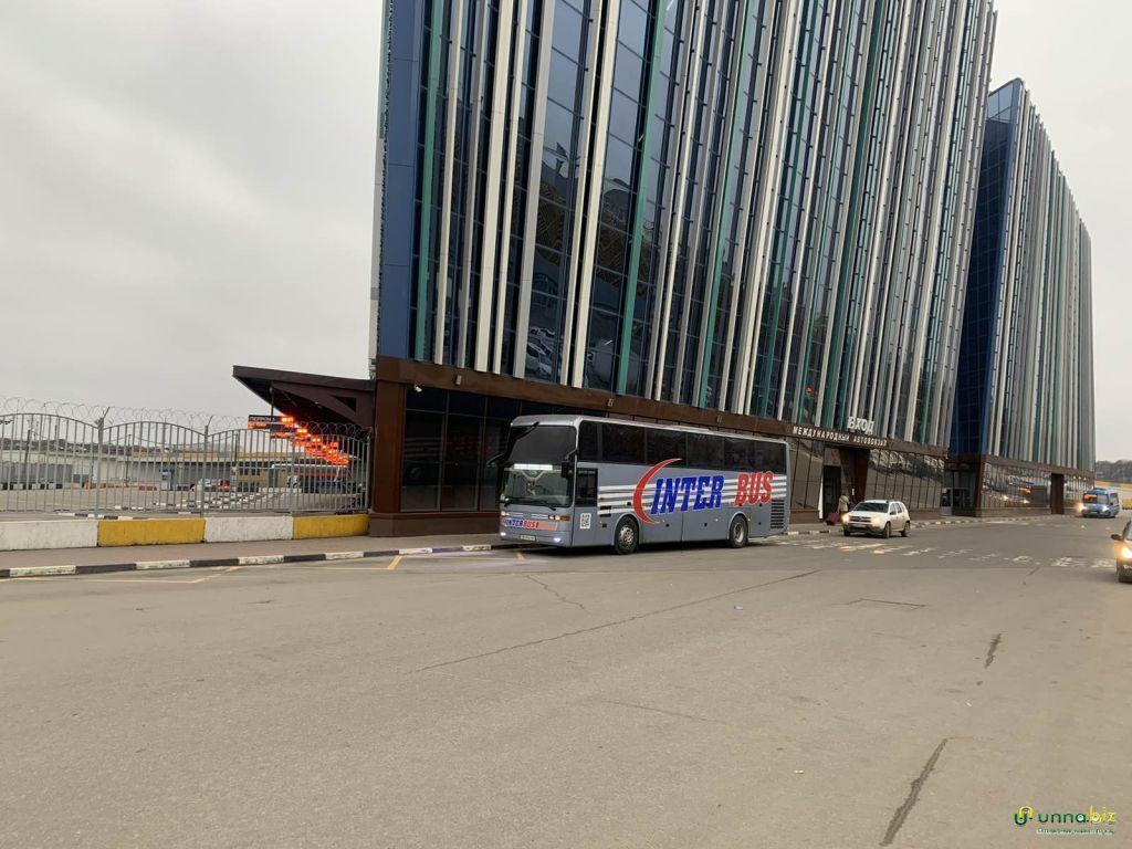 Ежедневные поездки Стаханов-Москва (автовокзал) Интербус