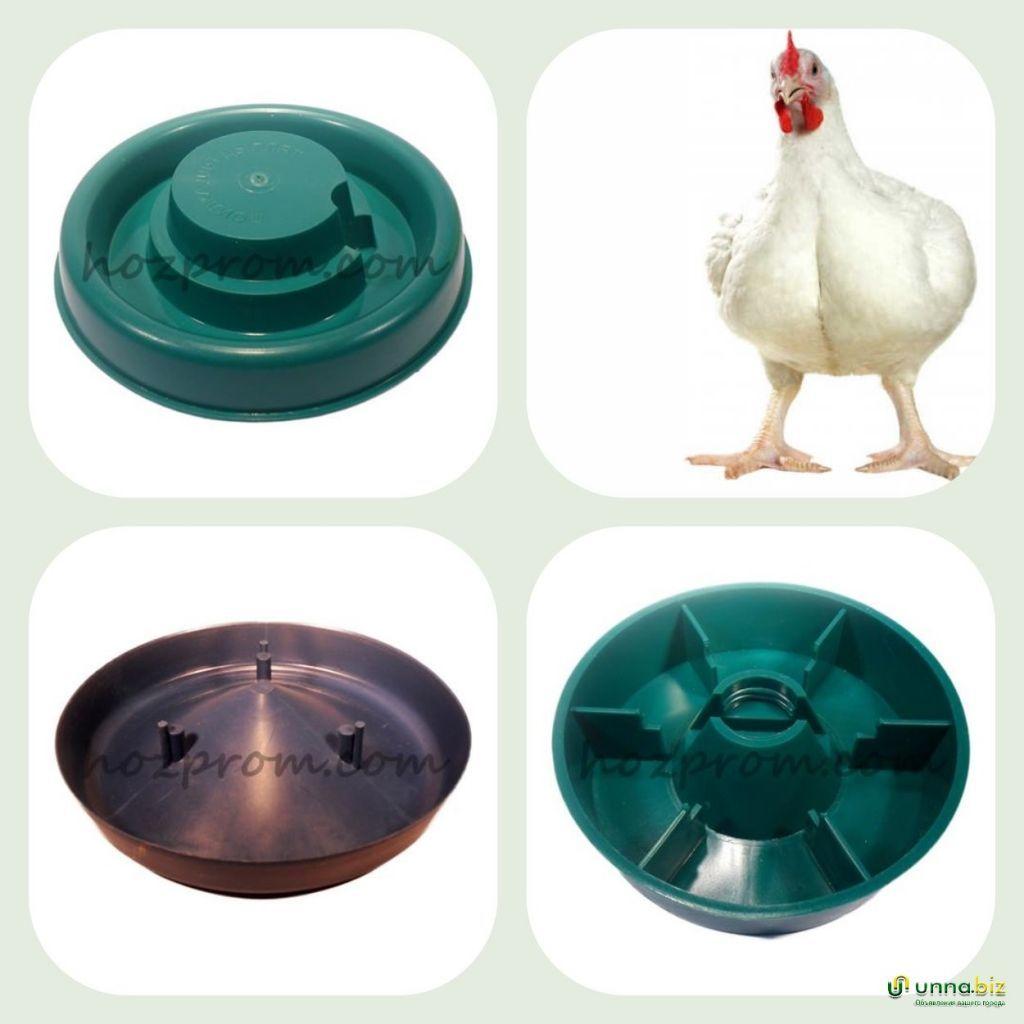 Поїлки і годівниці для домашньої птиці від українського виробника