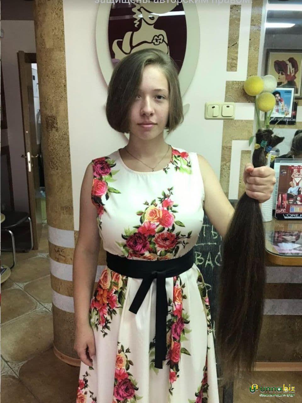 Продать волосы в Днепре дорого от 35 см.Стрижка в подарок.